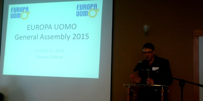 Congress of the European Patient Coalition Europa UOMO