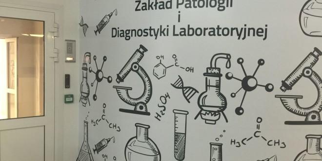 Centrum Onkologii – otwarcie zmodernizowanego Zakładu Patologii