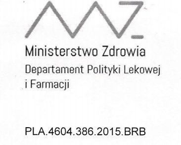 odpowiedż Ministra Zdrowia 1