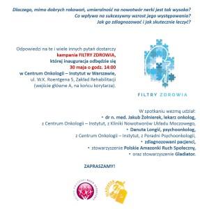 Zaproszenie_FILTRY ZDROWIA