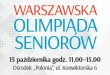 warszawska olimpiada seniorów 1